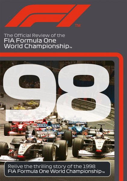 F1 1998 – The Official Review of the FIA Formula One World Championship