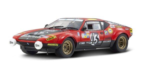 De Tomaso Pantera GT4 Rubens/Bozzetto 24h Le Mans 1975 Kyosho 1:18