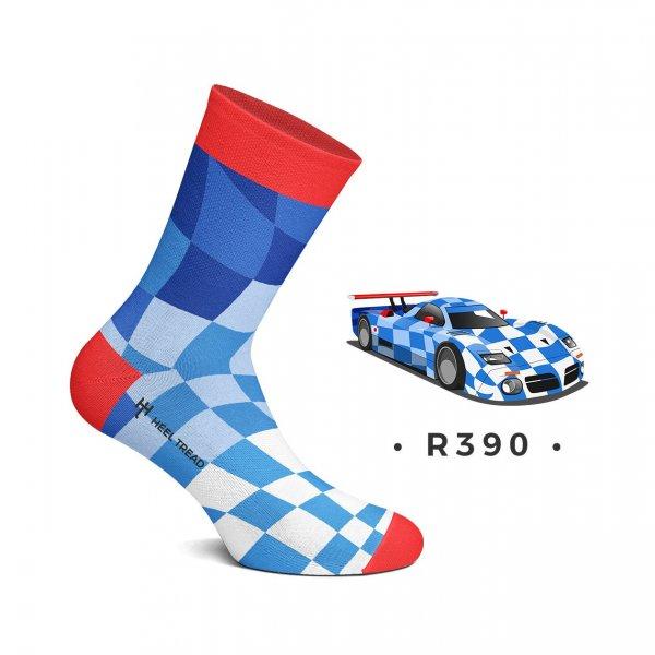 Heel Tread Socken – R390