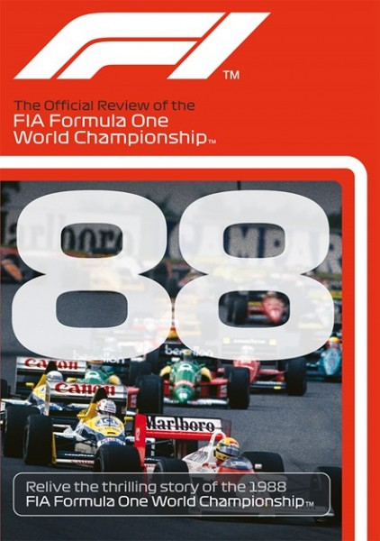 F1 1988 – The Official Review of the FIA Formula One World Championship