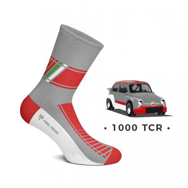 Heel Tread Socks – 1000 TCR