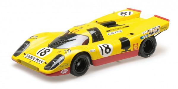 Porsche 917K Van Lennep/Piper 24h Le Mans 1970 Minichamps 1:12