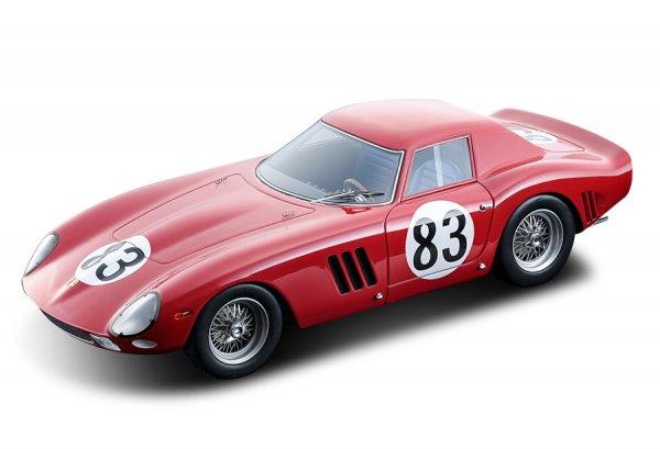 Ferrari 250 GTO 64 Parkes/Guichet 1000km Nürburgring 1964 Technomodel 1:18