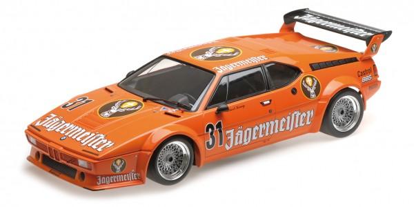 BMW M1 Gr.4 – Kurt König – DRM Nürburgring Eifelrennen 1982