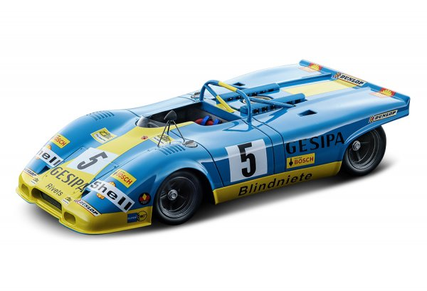 Porsche 917 Spyder Marko/Weber 1000km Paris 1971 Technomodel 1:18