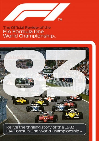 F1 1983 – The Official Review of the FIA Formula One World Championship