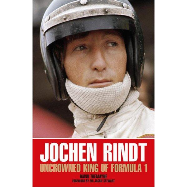 Jochen Rindt – Uncrowned King of Formula 1 – Cover