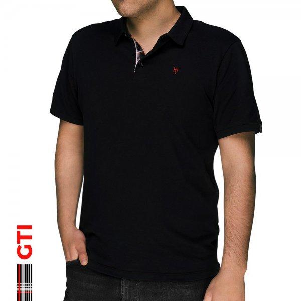 Heel Tread Polo Shirt – GTI