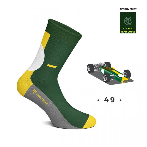 Heel Tread socks – 49