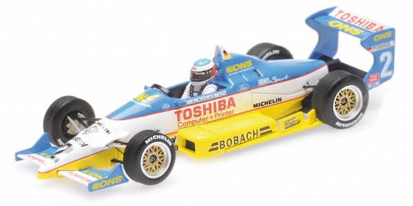 Reynard F893 Michael Schumacher German F3 1989 Minichamps 1:43