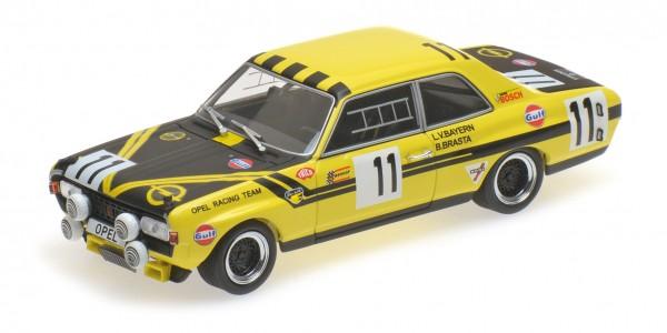 Opel Commodore A Steinmetz – Von Bayern/Johansson – Spa 24h 1970