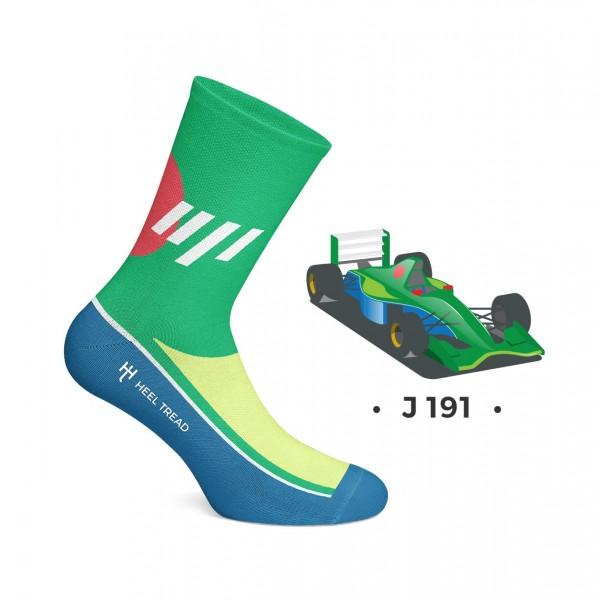 Heel Tread socks – J191