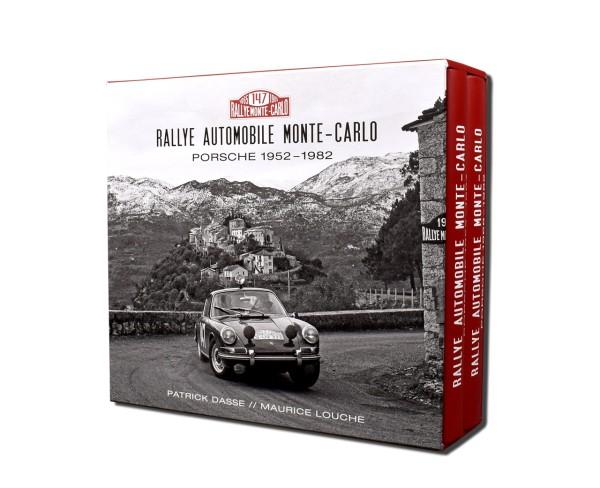 Rallye Monte-Carlo – Porsche 1952–1982