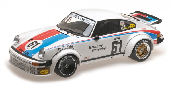 Porsche 934 Gregg/Busby 24h Daytona 1977 Minichamps 1:12