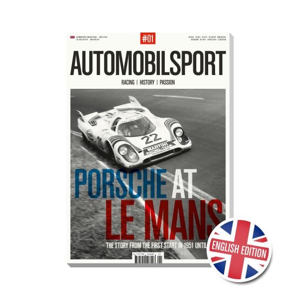 AUTOMOBILSPORT #01 (01/2014) Porsche at Le Mans – English edition