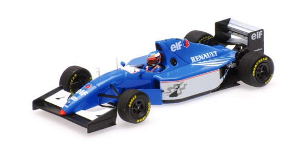 Ligier JS39B Michael Schumacher Estoril 1994 Testing Minichamps 1:43