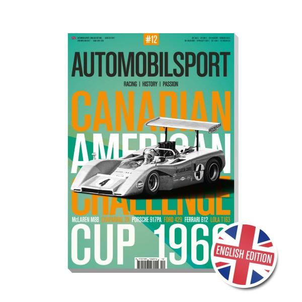 AUTOMOBILSPORT #12 (02/2017) – Englische Ausgabe