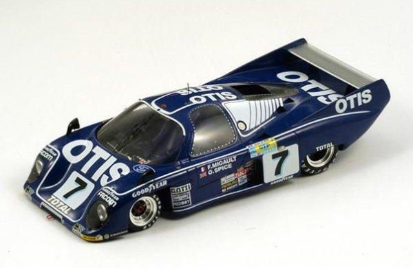 Rondeau M379 C Spice/Migault 24h Le Mans 1981 Spark 1:18