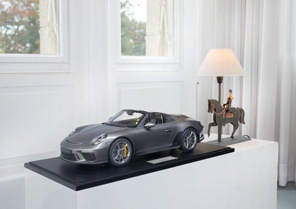 Porsche 911 (991.2) Speedster 2019 Minichamps 1:8 1-191/191