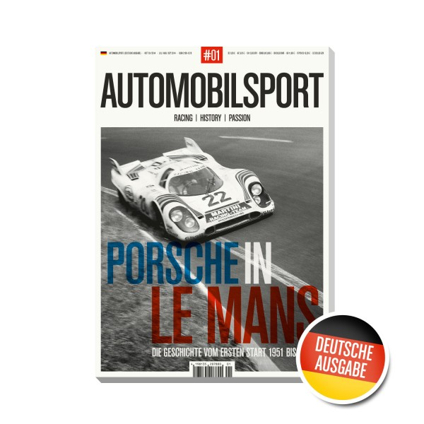AUTOMOBILSPORT #01 (01/2014) – German Edition