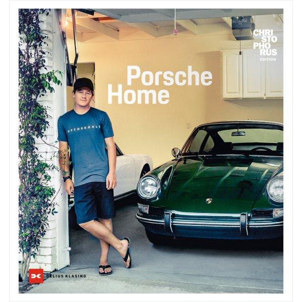 Porsche Home – Christophorus Edition – Englische Ausgabe – Cover