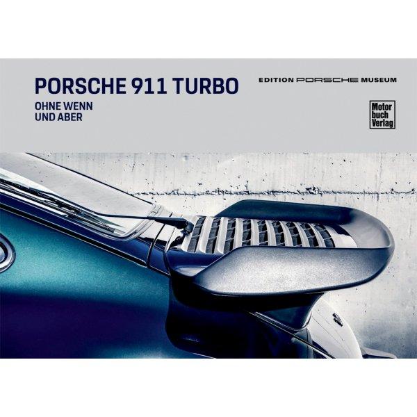 Porsche 911 Turbo – Ohne Wenn und Aber – Deutsche Ausgabe – Cover