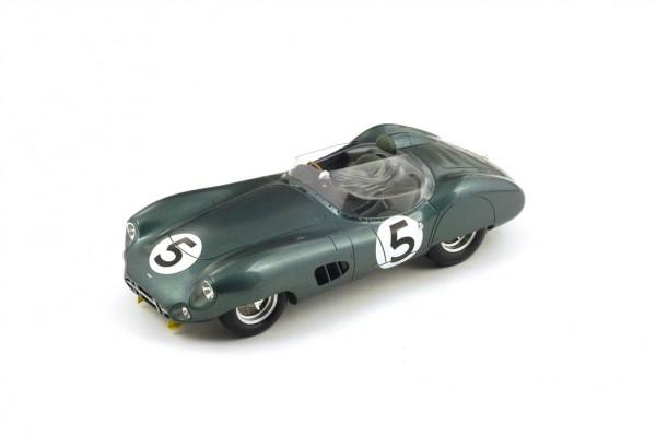 Aston Martin DBR1 Salvadori/Shelby 24h Le Mans 1959 Spark 1:18