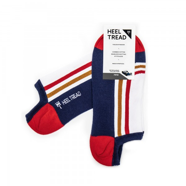 Heel Tread Sneakersocken – FW16