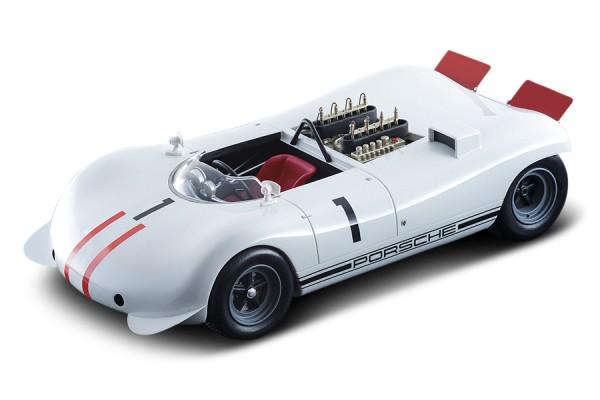 Porsche 909 Bergspyder Gerhard Mitter Mont Ventoux hillclimb 1968 Technomodel 1:18