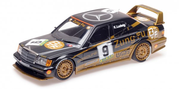 Mercedes-Benz 190E 2.5-16 Evo 2 Klaus Ludwig Macau 1991 Minichamps 1:18