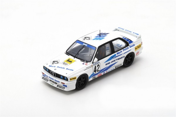 BMW M3 Cecotto/Brancatelli Bathurst 1000 1987 Spark 1:43