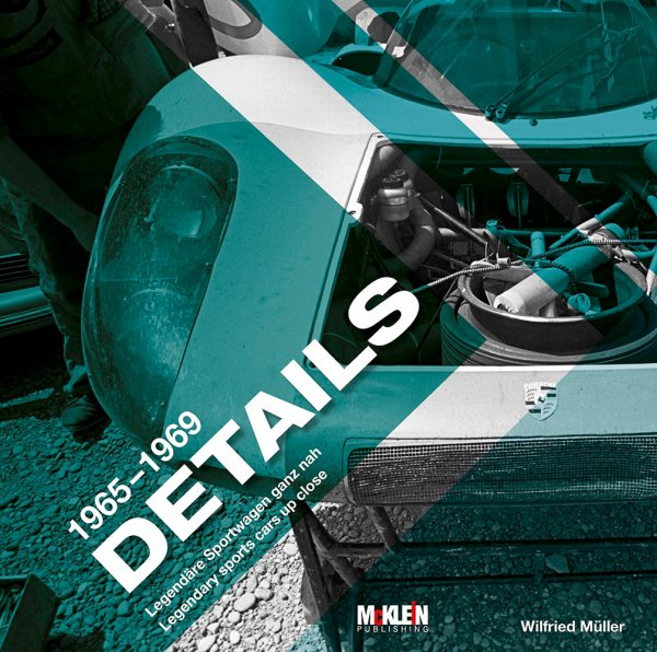 Details – Legendary sports cars up close – 1965–1969