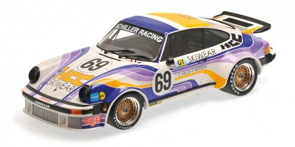 Porsche 934 Haldi/Vetsch 24h Le Mans 1976 Minichamps 1:18