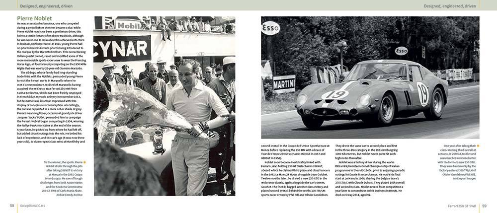 Ferrari 250 Gt Swb The Remarkable History Of 2689 Sportfahrer Zentrale