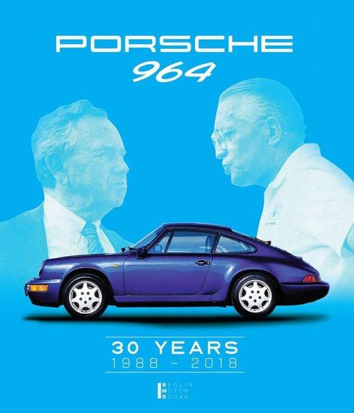 Porsche 964 – 30 Years 1988 – 2018 Limited Edition