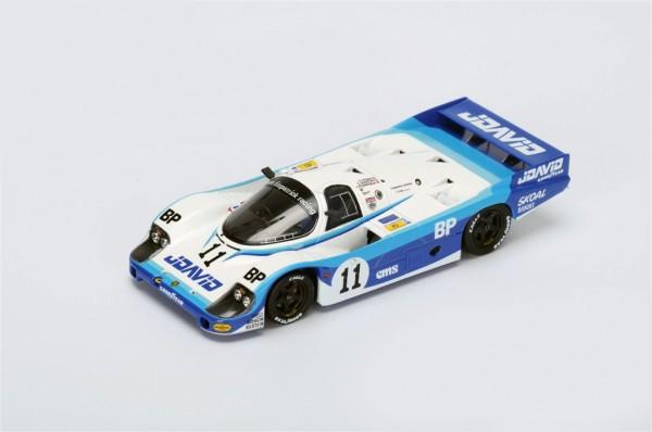 Porsche 956 Fitzpatrick/Quester/Hobbs 24h Le Mans 1983 Spark 1:43