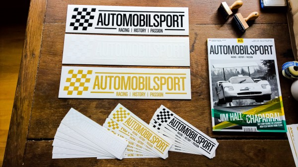 Sticker AUTOMOBILSPORT