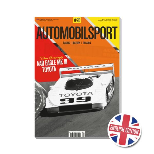 AUTOMOBILSPORT #20 (02/2019) – Englische Ausgabe