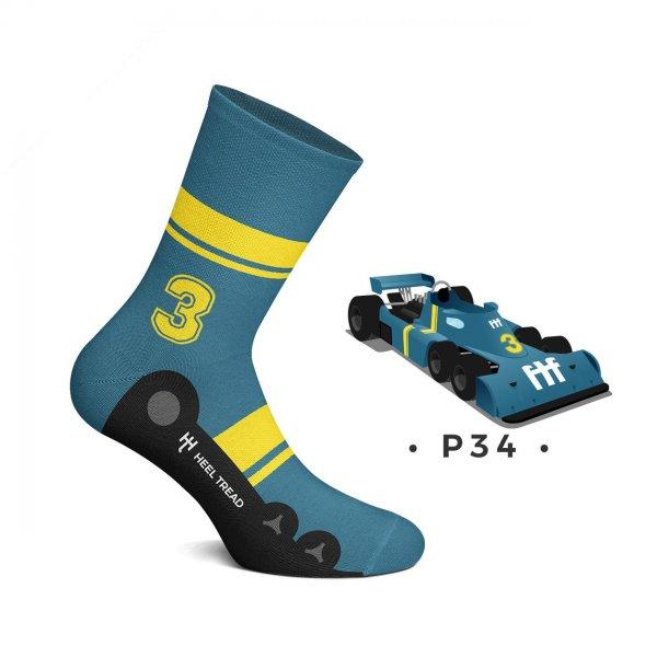 Heel Tread Socken – P34