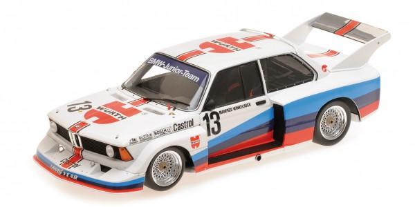 BMW 320i Gr.5 Manfred Winkelhock 1977 Minichamps 1:18
