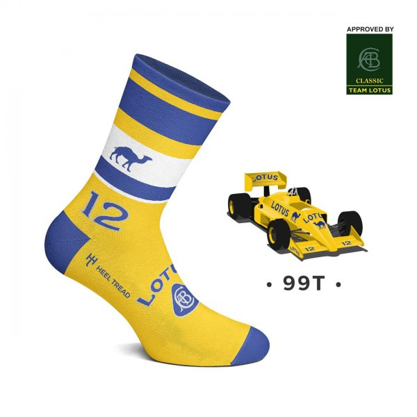 Heel Tread Socken – 99T