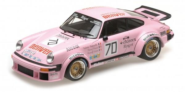 Porsche 934 Perrier/Bertapelle/Salam 24h Le Mans 1981 Minichamps 1:18