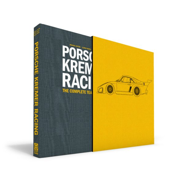 Porsche Kremer Racing – The Complete Team History – Limited Edition