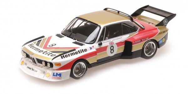 BMW 3.5 CSL Fitzpatrick/Walkinshaw 1000km Nürburgring 1976 Minichamps 1:18
