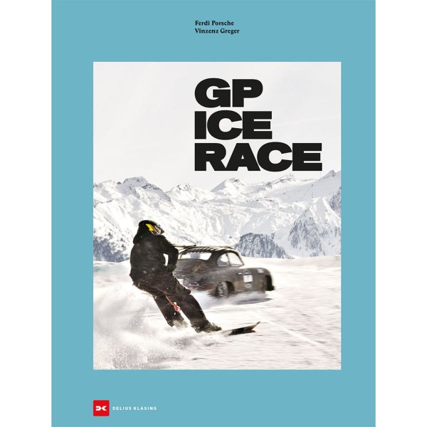 GP Ice Race – Cover