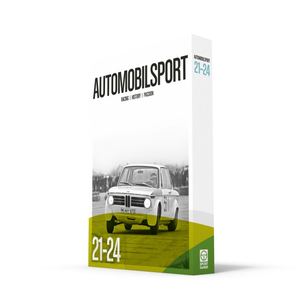 Slipcase AUTOMOBILSPORT #21-#24