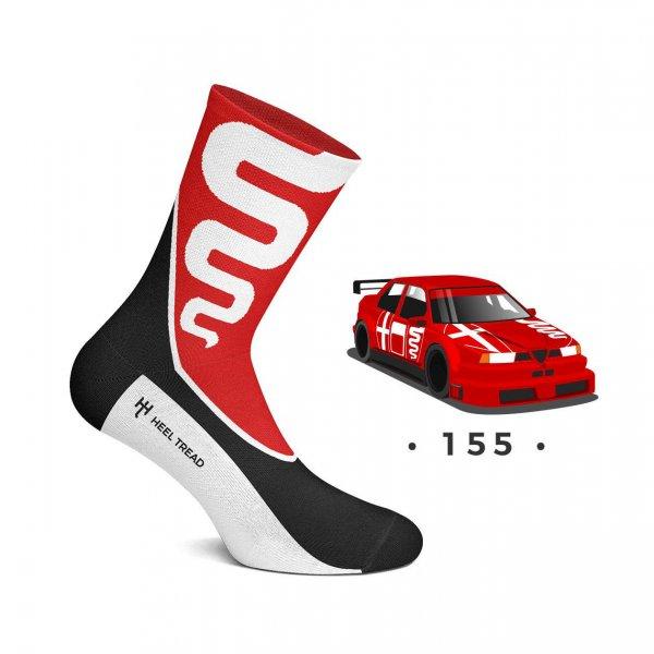 Heel Tread Socken – 155