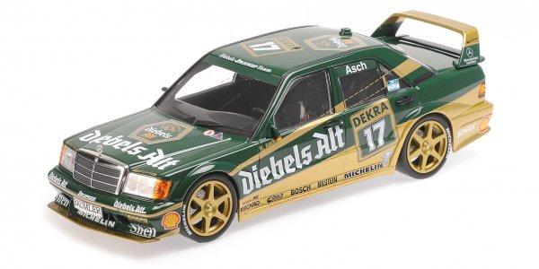 Mercedes-Benz 190E 2.5-16 Evo 2 Roland Asch DTM 1992 Minichamps 1:18