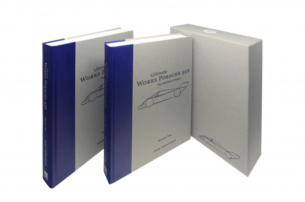 Works Porsche 956 – The Definitive History