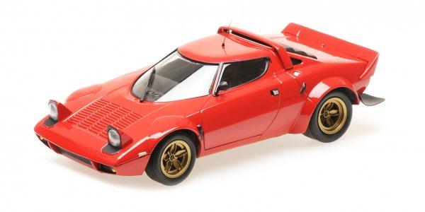 Lancia Stratos 1974 Minichamps 1:18